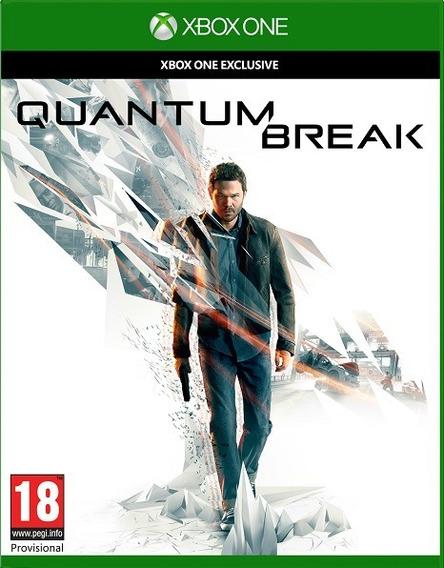 Jogo Quantum Break Xbox One Xone 100% Português Frete Grátis