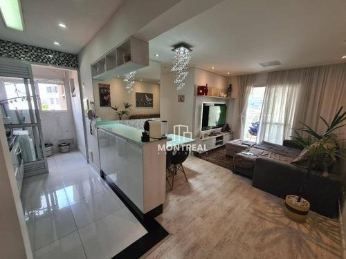 Imagem 1 de 29 de Apartamento À Venda, 62 M² Por R$ 518.000,00 - Vila Augusta - Guarulhos/sp - Ap2633