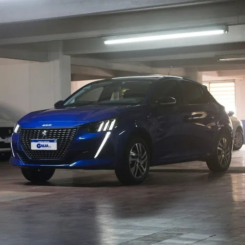 Imagen 1 de 15 de  Nuevo Peugeot 208 Feline 1.6l Tiptronic | 115cv | 0km 2022