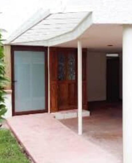 Rento Casa En Colonia Del Valle