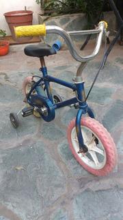 Bicicleta Rodado 12 Y 16