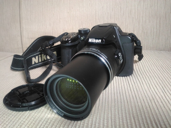 Câmera Semiprofissional Nikon P530