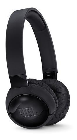 Fone De Ouvido Jbl Tune600bt, Bluetooth, Preto - Jblt600btnc