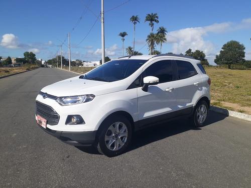 Imagem 1 de 15 de Ford Ecosport 20-titanium-16v-flex-4p-automatico