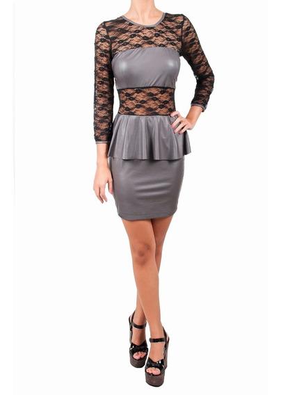 Vestido Corto, Brishka M-0020