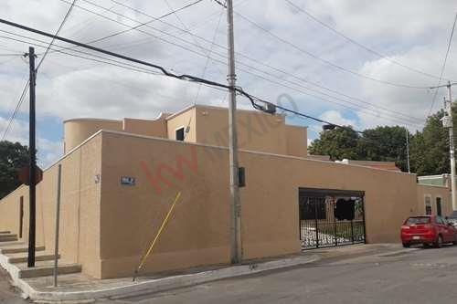 Casa En Renta En Zona Norte De Mérida Yucatán!a Unas Cuadras De La Av. Cámara De Comercio Y Prolongación Montejo !