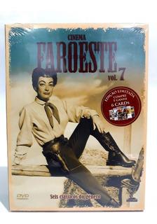 Johnny Guitar + 5 Filmes Cinema Faroeste Vol 7 Lacrado Cards