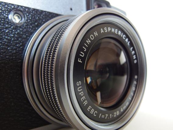 Fujifilm X20 Prata Camera Fuji