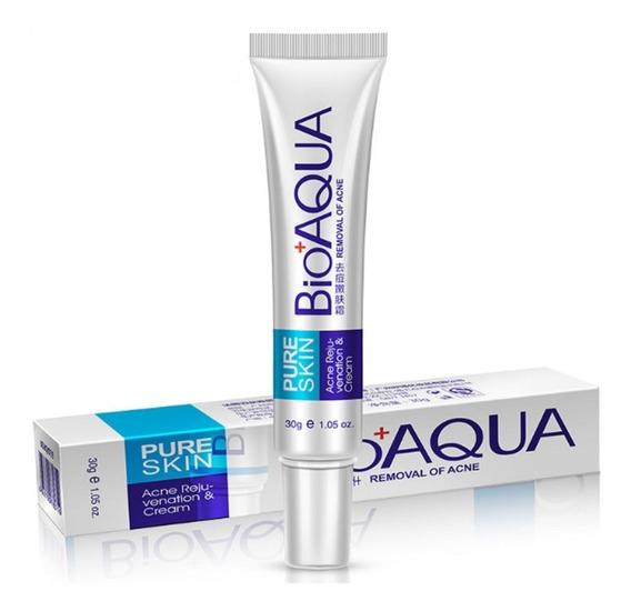 Bioaqua Pure Skin Removedor Cicatrices Limpiador De Acne