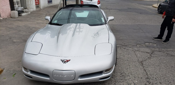 Chevrolet Corvette, Hard-top, Modelo 98, V8-5.7, 60,000 Km.