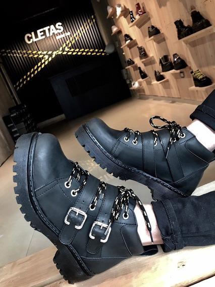 Zapatos Borcegos Borceguies Vegan Punk Cletas Shoes
