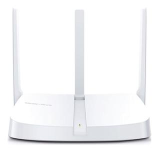 Router Wifi Mercusys Mw 305r 300 Mbps 3 Antenas 5dbi