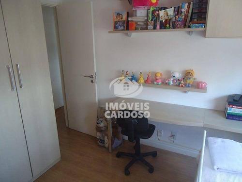 Imagem 1 de 21 de Apartamento Com 4 Dormitórios À Venda, 174 M² Por R$ 2.095.000 - Vila Leopoldina - São Paulo/sp - Ap17529