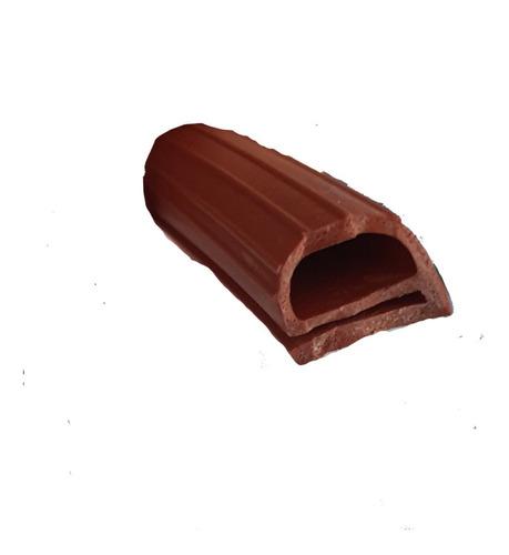 Imagem 1 de 3 de Perfil Silicone Borracha P/ Forno Temperatura Perfil E