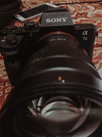 Sony A7ii Corpo