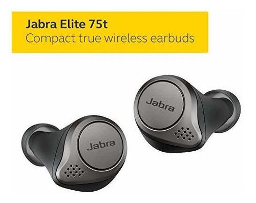 Auriculares Jabra Elite 75t: Habilitados Para Alexa, Verdade
