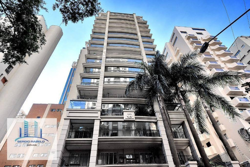 Imagem 1 de 24 de Apartamento Com 4 Dormitórios À Venda, 367 M² Por R$ 9.000.000 - Jardim Paulista - São Paulo/sp - Ap3594