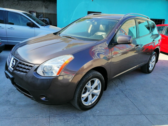 Nissan Rogue 2.5 Sl 2wd Piel Cvt 2008