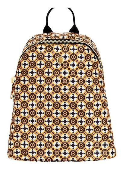 Mochila Jackie Smith Monogram Dearbackpack Verde Amarillo Ro
