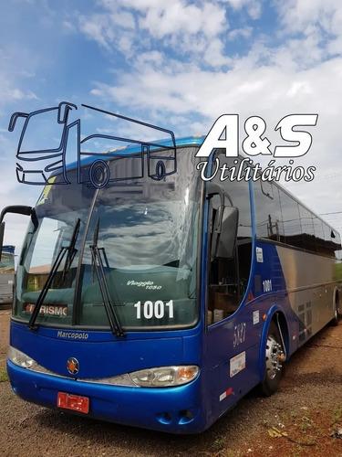 Imagem 1 de 5 de Marcopolo Viaggio 1050 2004 Scania K124 Completo Ais Ref 578