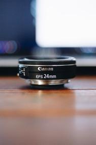 Lente Canon Ef-s 24mm F/2.8