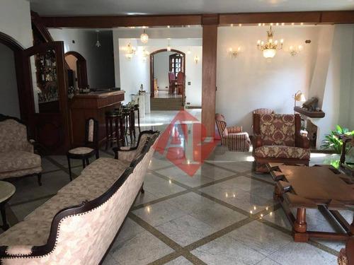 Imagem 1 de 20 de Casa À Venda, 580 M² Por R$ 2.100.000,00 - Alphaville 06 - Santana De Parnaíba/sp - Ca0468
