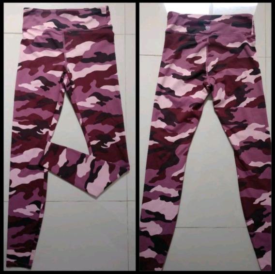 Legging Forever21 Militar Pink