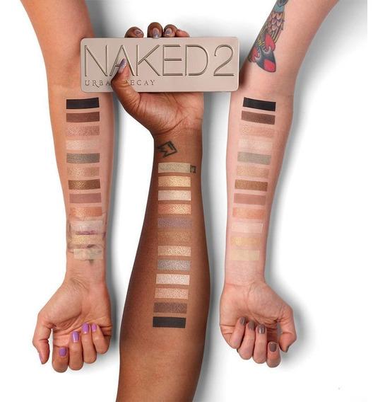 Naked 2 - Paleta De Sombras Luxo - Primeira Linha - Similar