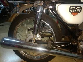 Honda Cg125 Peixinho