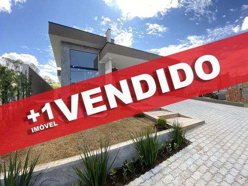 Casa À Venda No Condomínio Terras De Atibaia - Atibaia - Ca0200