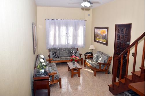Imagem 1 de 19 de Lindo Sobrado 3 Dormitórios Região Do Jardim Marajoara - Reo258715