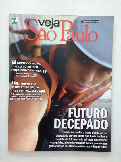 Veja S P /futuro Decepado / Edo Rocha / Wilson Fittipaldi