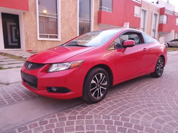Honda Civic Coupé 2021