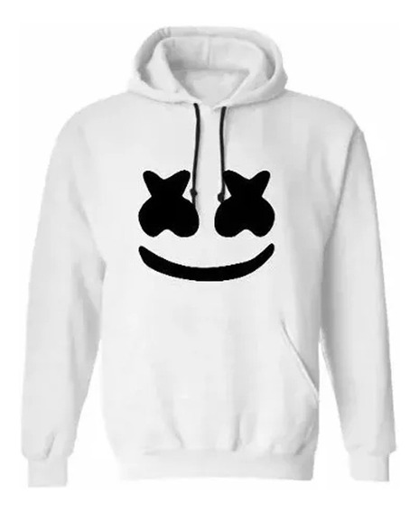 Blusa De Frio Moletom Dj Marshmello 2017 Tumblr Tomorrowland
