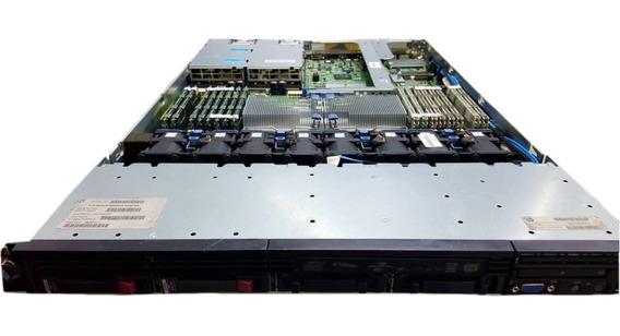 Servidor Hp Dl360 G7 2 Xeon Sixcore 16gb Ram 2 Sas 300