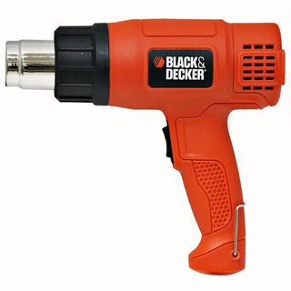 Pistola De Calor Aire Caliente Black+decker Hg1500 1500w 2 T