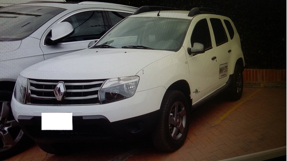 Renault Duster Expression 1.6 Mecánica 4x2- Ganga