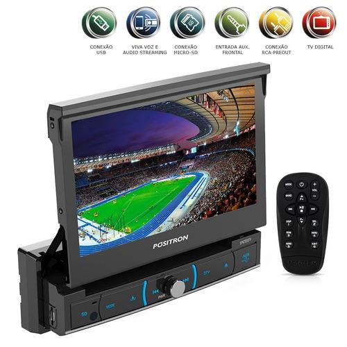 Dvd Player Auto Radio Iam Pl  7  1din Sp6720 Dtv