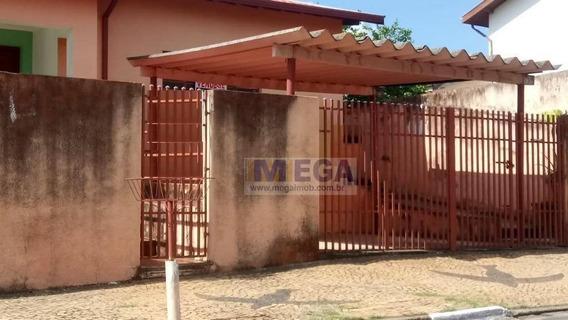 Casa Com 3 Dormitórios À Venda, 178 M² Por R$ 450.000 - Vila Manoel Ferreira - Campinas/sp - Ca0867