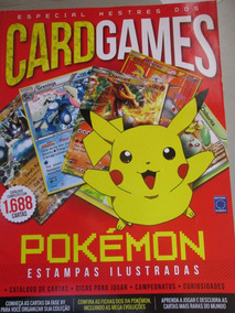 Catalogo Card Games Pokemon - Estampas Ilustradas