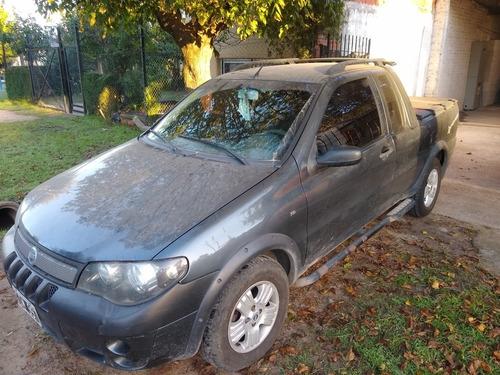 Fiat Strada Adventure Fiat Strada Adventur