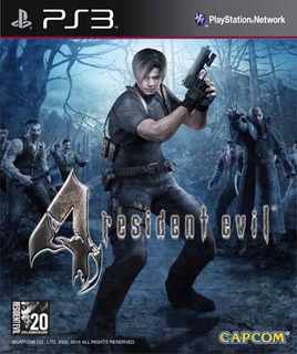 Resident Evil 4 - Playstation 3 Digital - Español