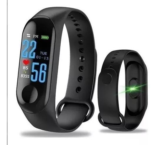Relógio Inteligent Smart, Monitor De Corrida, Cardíaco, Sono