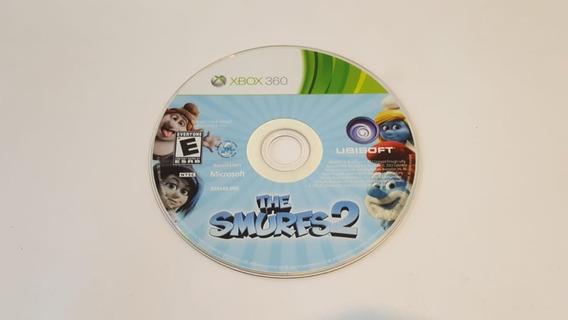 Jogo Os Smurfs 2 - Xbox 360 - Original - Sem Encarte