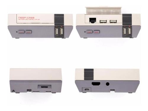 Retroflag Nespi Case Raspberry Pi 3, 2 E B+ Original