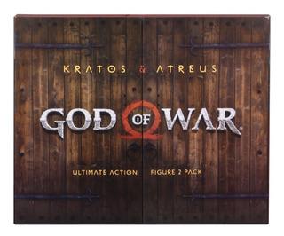 God Of War Kratos & Atreus Ultimate Neca