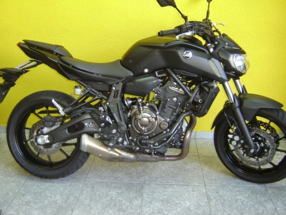 Yamaha Mt 07 Abs 2019