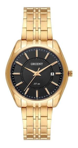 Relógio Orient Feminino Eternal Dourado Fgss1179g1kx