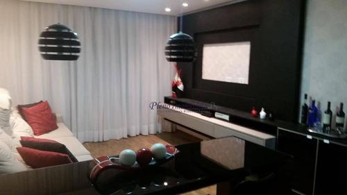 Imagem 1 de 30 de Apartamento Com 3 Dormitórios À Venda Por R$ 450.000,00 - Jardim Das Laranjeiras - São Paulo/sp - Ap0863