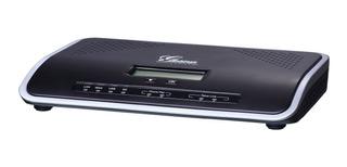 Central Telefónica Ip Pbx Grandstream Ucm6202 Graba Llamada